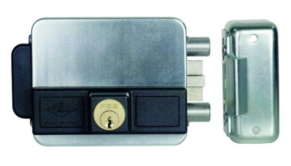 elektrischer universal t r ffner mit schlossaussparrung. Black Bedroom Furniture Sets. Home Design Ideas
